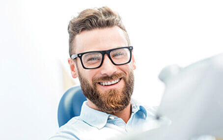 EJL adult/cosmetic dentistry adult male patient