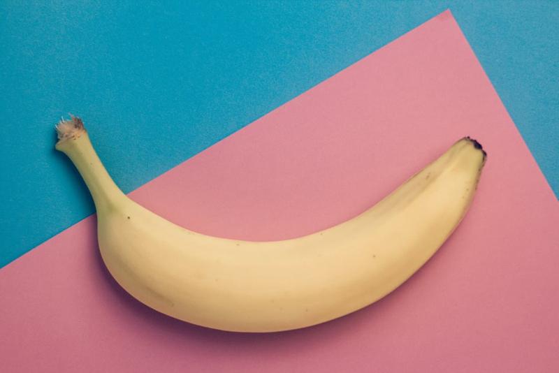 Photo of a banana