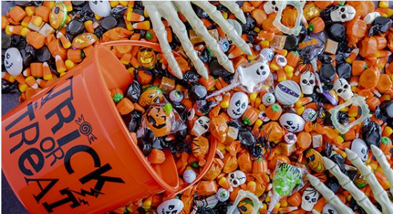 Photo of Halloween candy