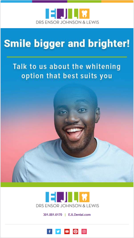 African American man smiling happily
